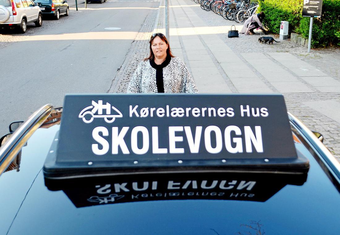 Tag dit kørekort i Køge hos kørelærernes hus